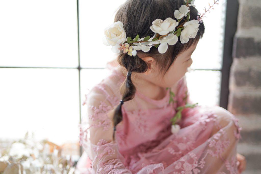 女の子 洋装
