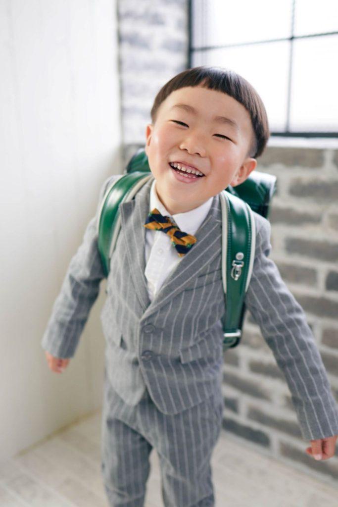 男の子 入学