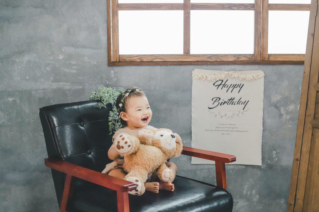 女の子 誕生日