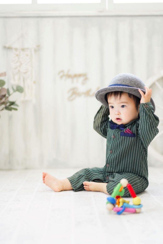 男の子 洋装